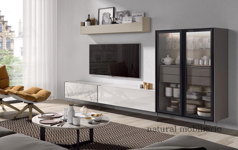 Muebles Modernos chapa sint�tica/lacados salon ka 1-23-435