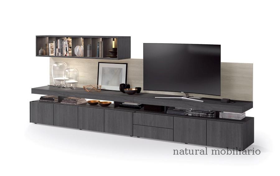Muebles Modernos chapa sint�tica/lacados salon ka 1-23-411