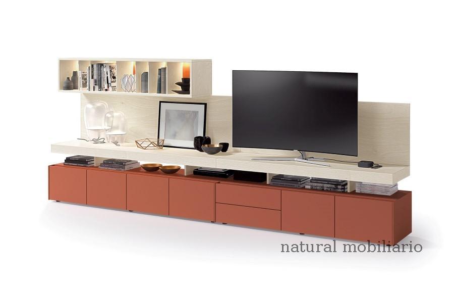 Muebles Modernos chapa sint�tica/lacados salon ka 1-23-410