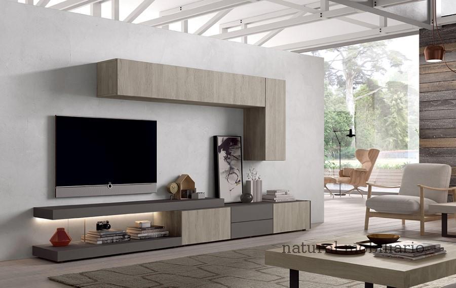 Muebles Modernos chapa sint�tica/lacados salon ka 1-23-417
