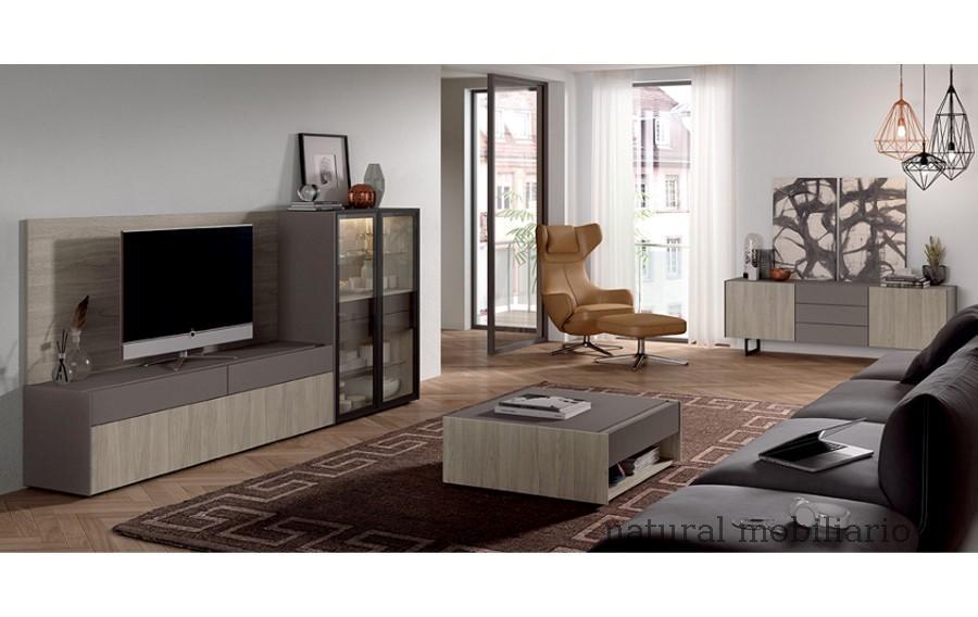 Muebles Modernos chapa sint�tica/lacados salon ka 1-23-436