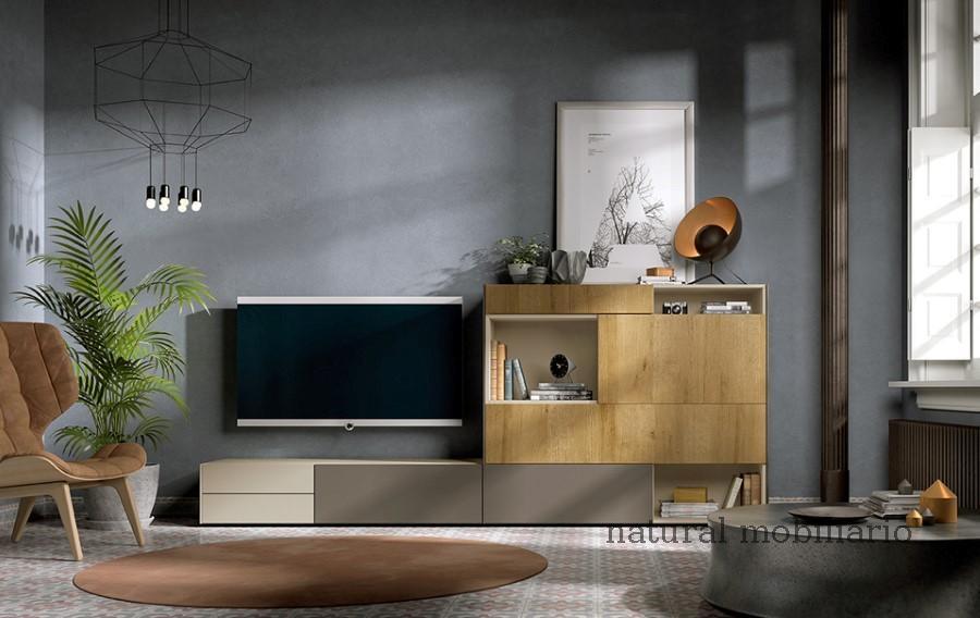 Muebles Modernos chapa sint�tica/lacados salon ka 1-23-418