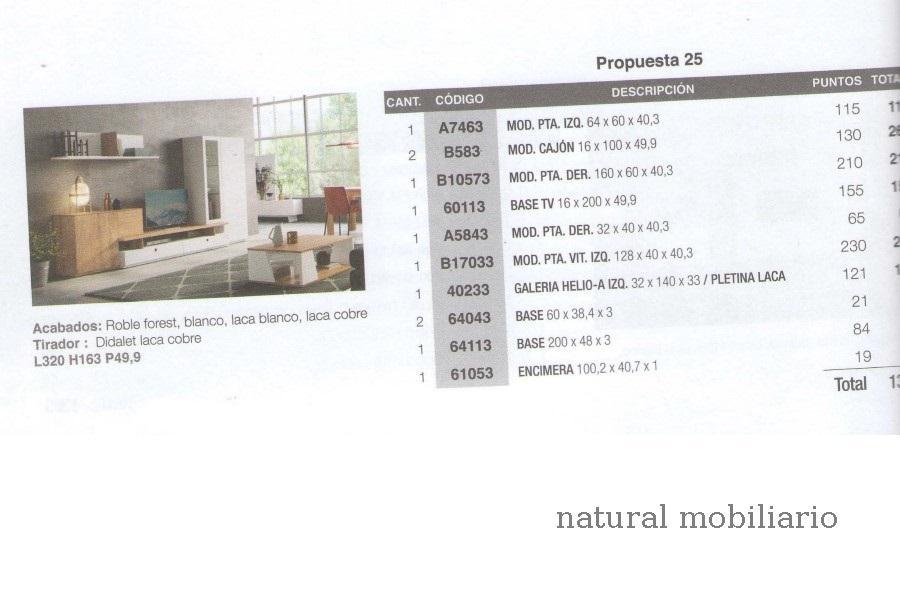 Muebles Modernos chapa sint�tica/lacados salon moderno 1-3-168