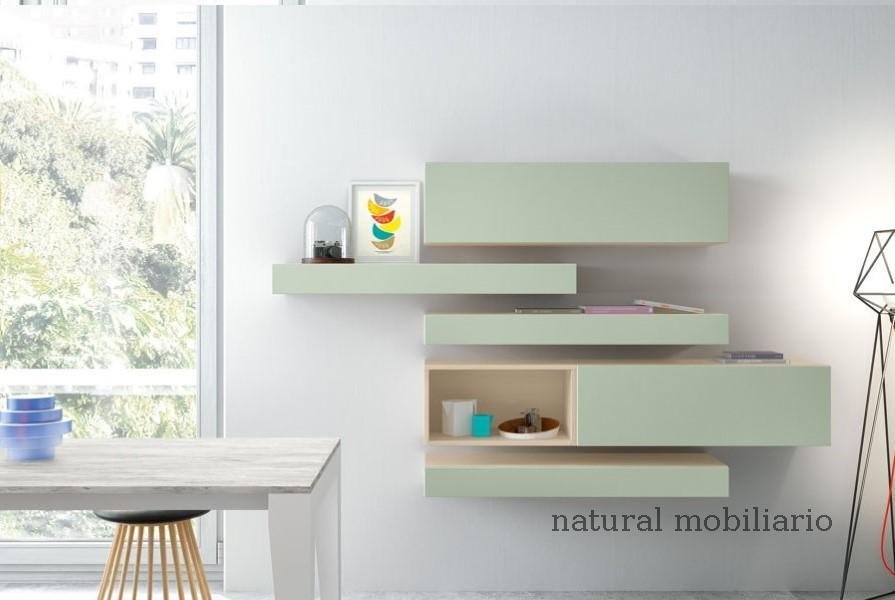Muebles Modernos chapa sint�tica/lacados salon moderno 1-3-185