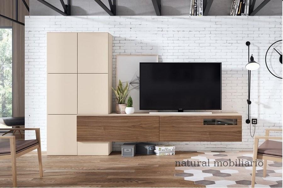 Muebles Modernos chapa natural/lacados salones cover 1-87-656