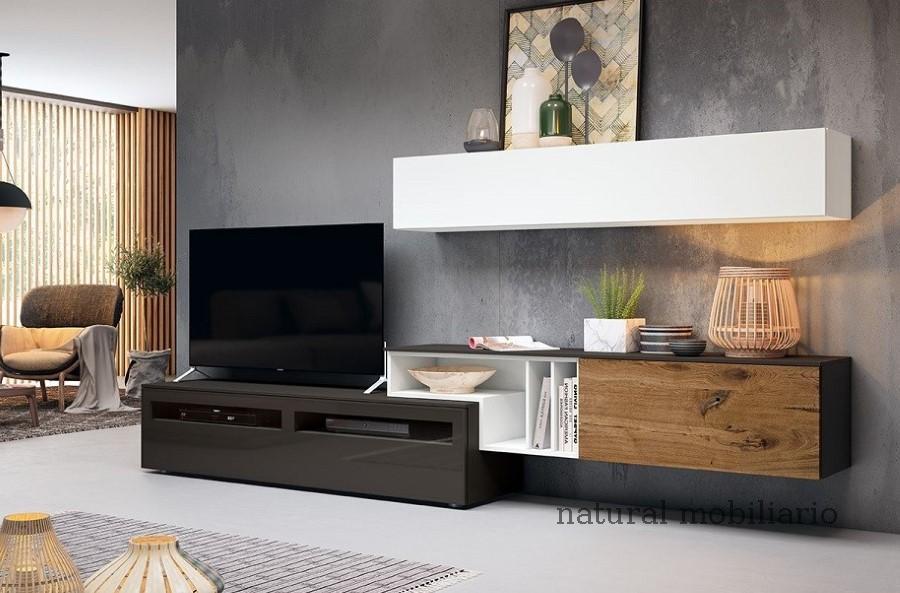 Muebles Modernos chapa natural/lacados salones cover 1-87-657