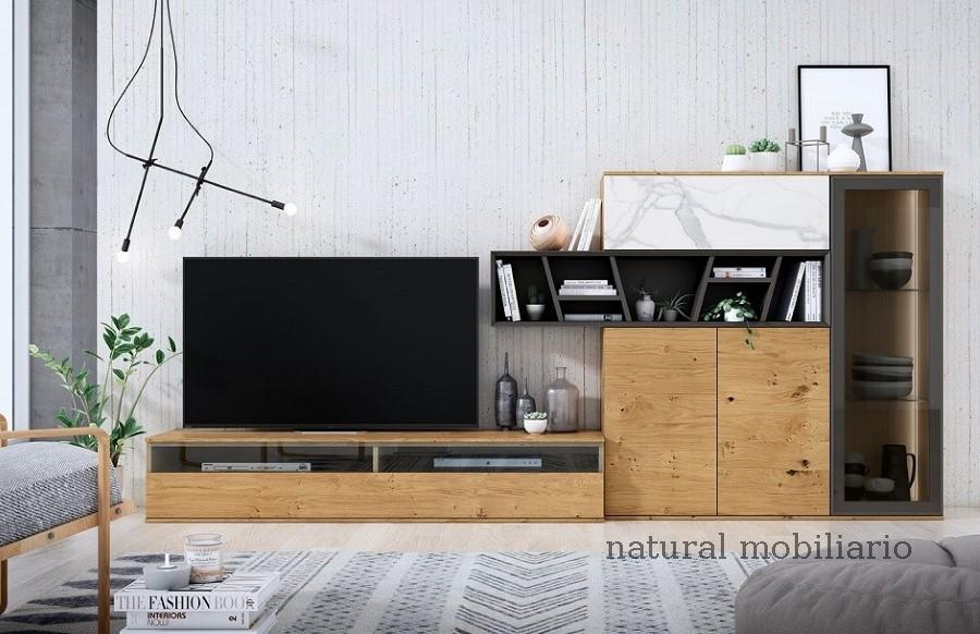Muebles Modernos chapa natural/lacados salones cover 1-87-658
