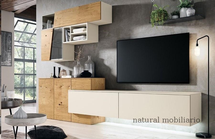 Muebles Modernos chapa natural/lacados salones cover 1-87-659