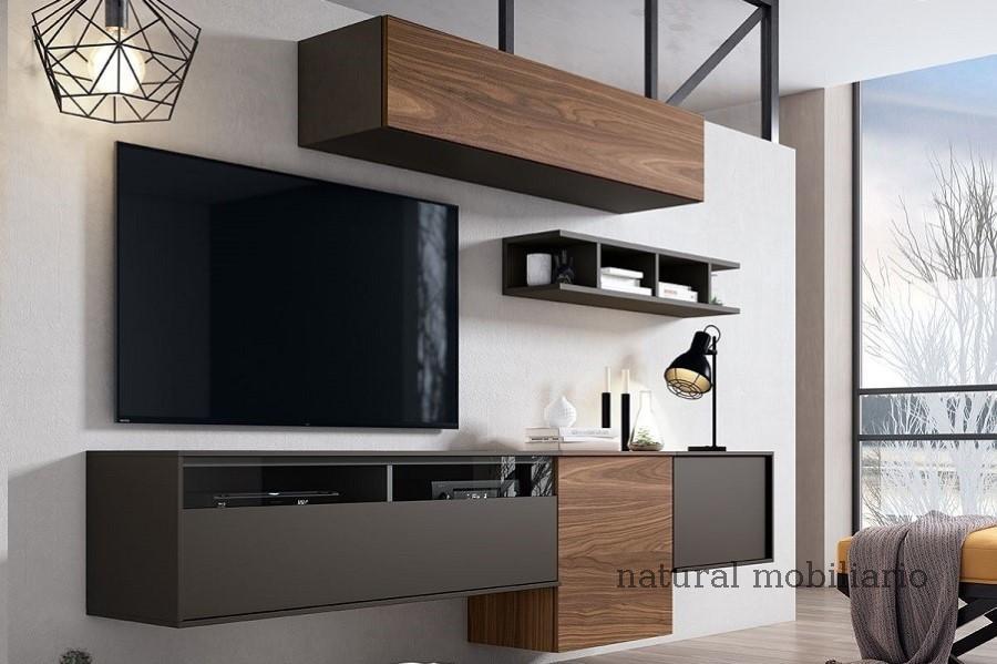 Muebles Modernos chapa natural/lacados salones cover 1-87-652