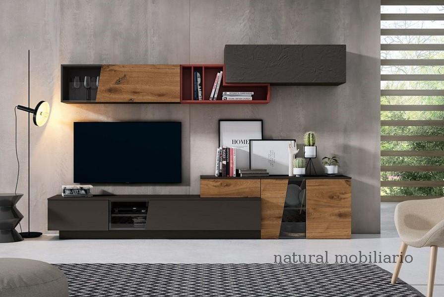 Muebles Modernos chapa natural/lacados salones cover 1-87-655