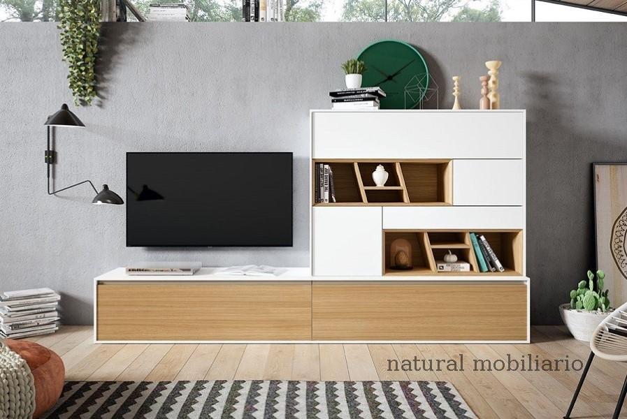 Muebles Modernos chapa natural/lacados salones cover 1-87-651