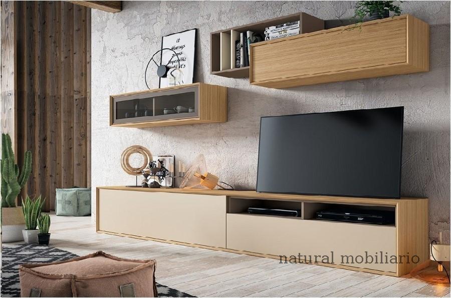 Muebles Modernos chapa natural/lacados salones cover 1-87-664