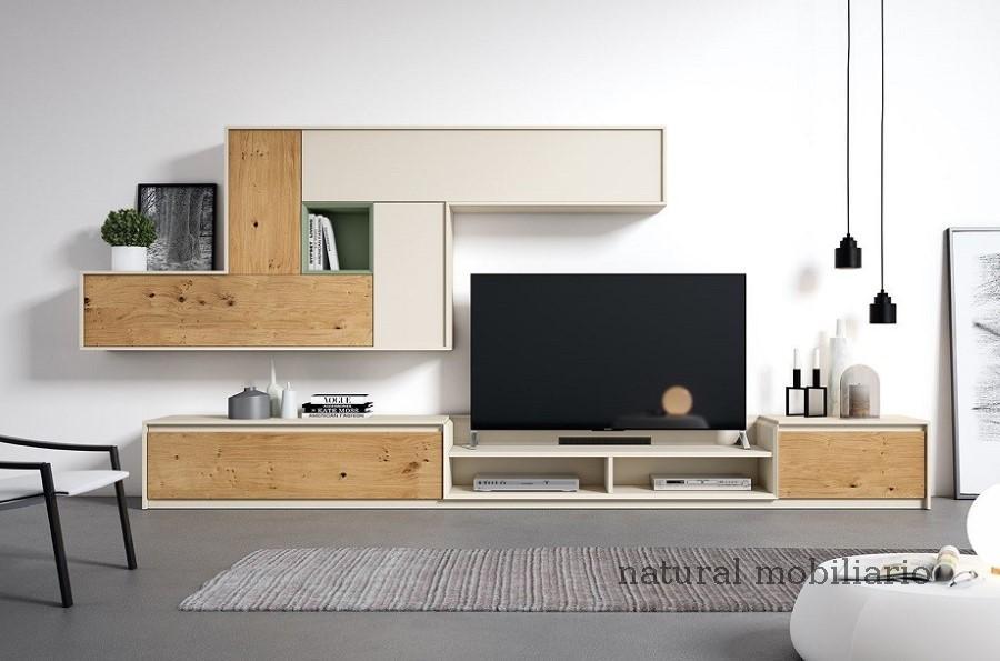Muebles Modernos chapa natural/lacados salones cover 1-87-653