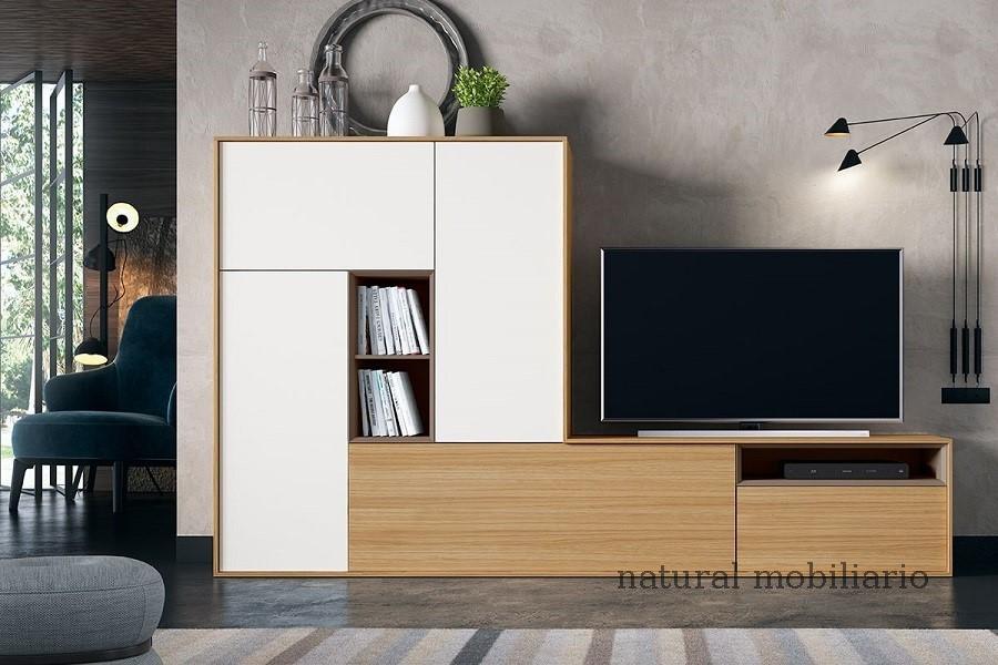 Muebles Modernos chapa natural/lacados salones cover 1-87-654