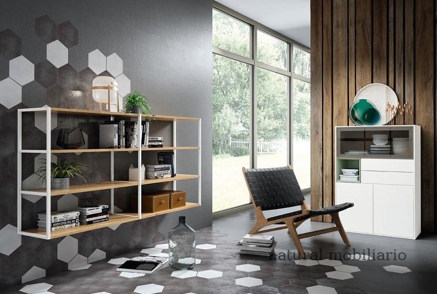 Muebles Modernos chapa natural/lacados salones cover 1-87-667
