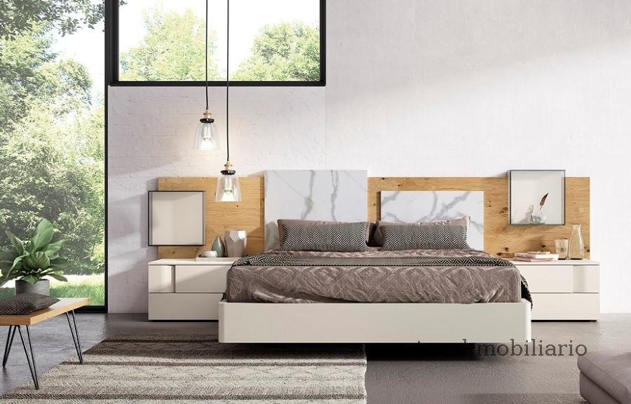 Muebles Modernos chapa natural/lacados dormitorio 1-87.365