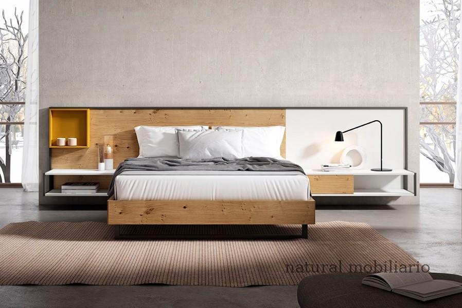 Muebles Modernos chapa natural/lacados dormitorio 1-87.362