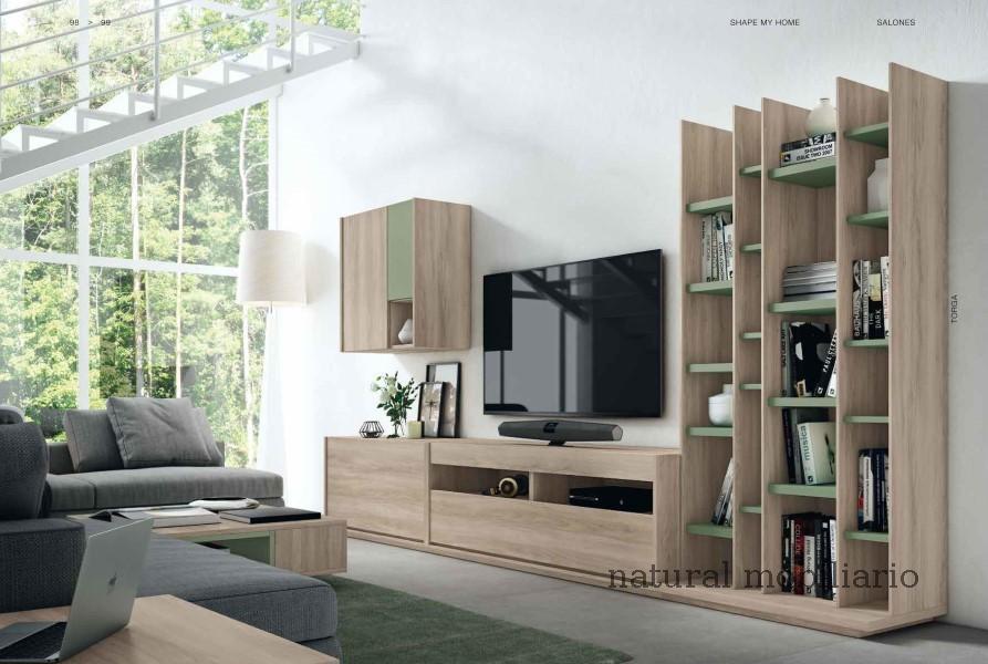 Muebles Modernos chapa sint�tica/lacados apilable tor 1-144 - 284