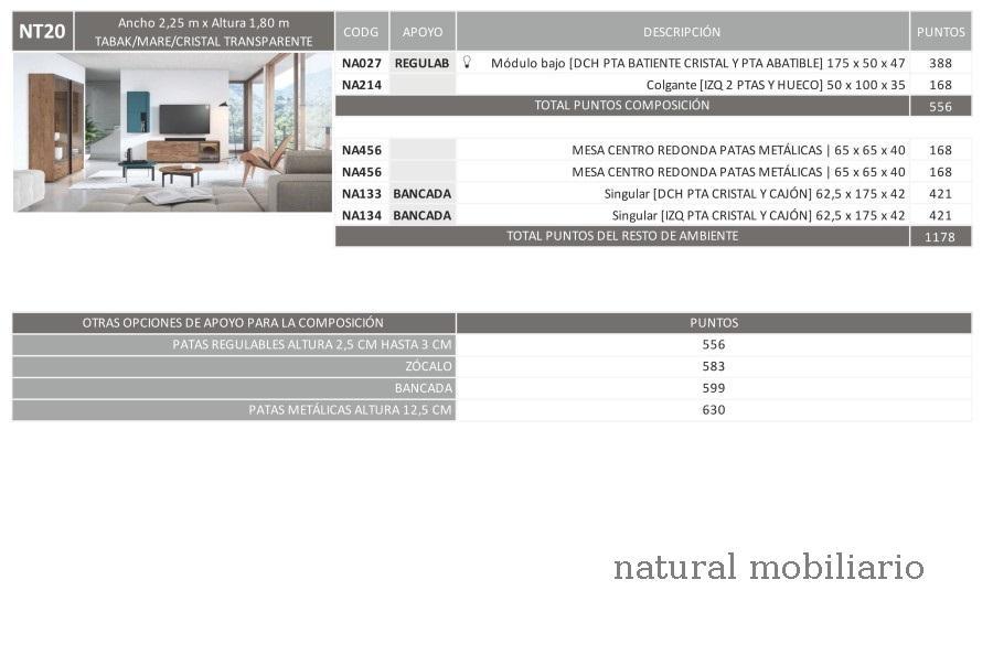 Muebles Modernos chapa sint�tica/lacados apilable tor 1-144 - 253