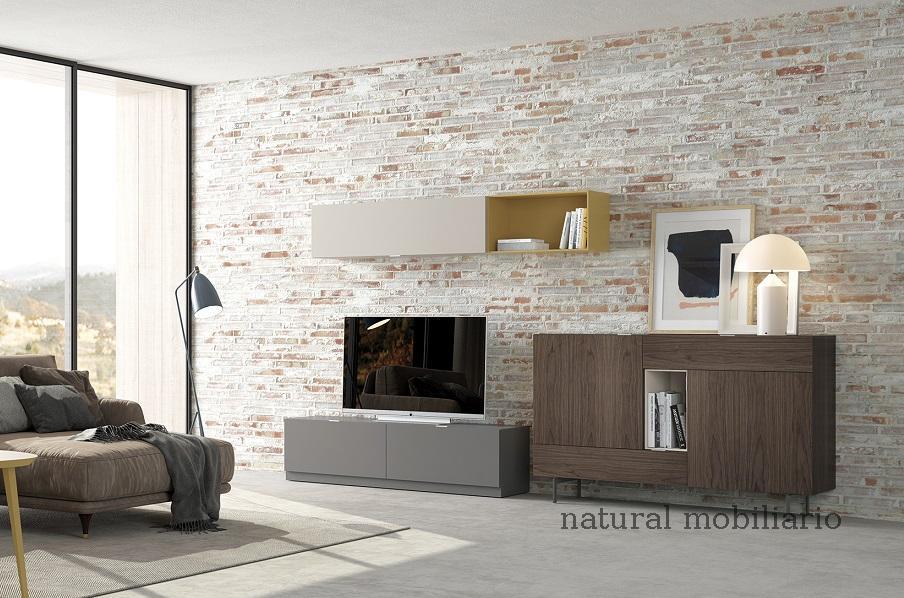 Muebles Modernos chapa natural/lacados salon moderno cost