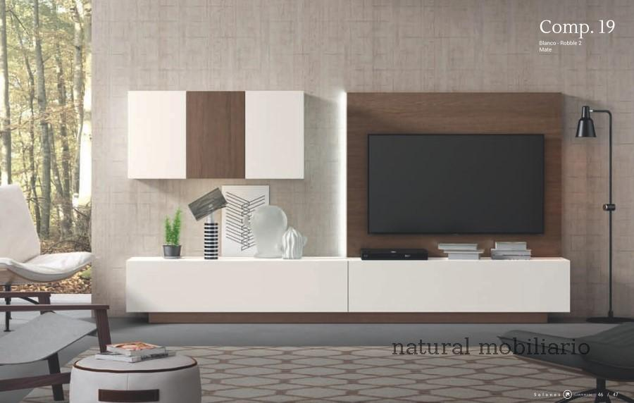 Muebles Modernos chapa natural/lacados  cubi ilusion room 1-232 - 178