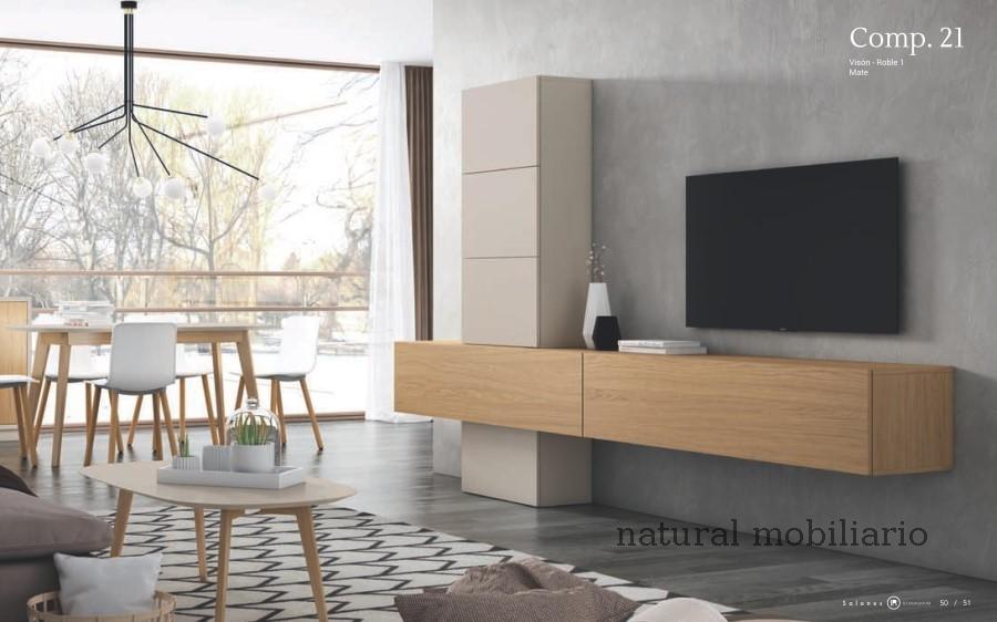 Muebles Modernos chapa natural/lacados  cubi ilusion room 1-232 - 180