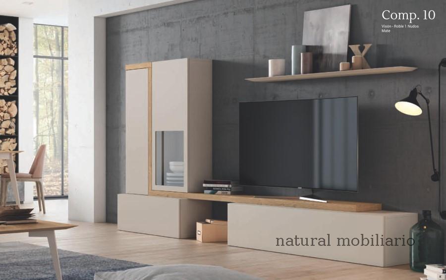 Muebles Modernos chapa natural/lacados  cubi ilusion room 1-232 - 169