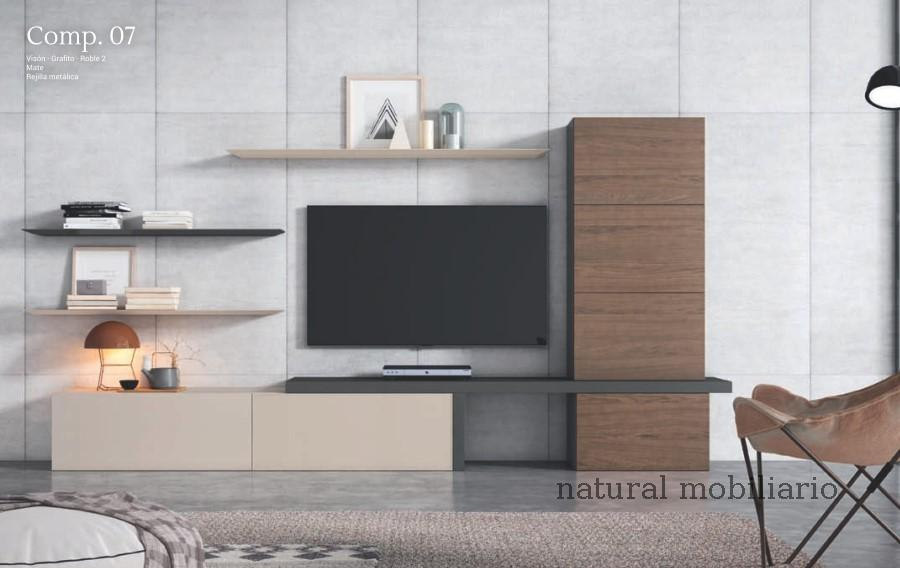 Muebles Modernos chapa natural/lacados  cubi ilusion room 1-232 - 166