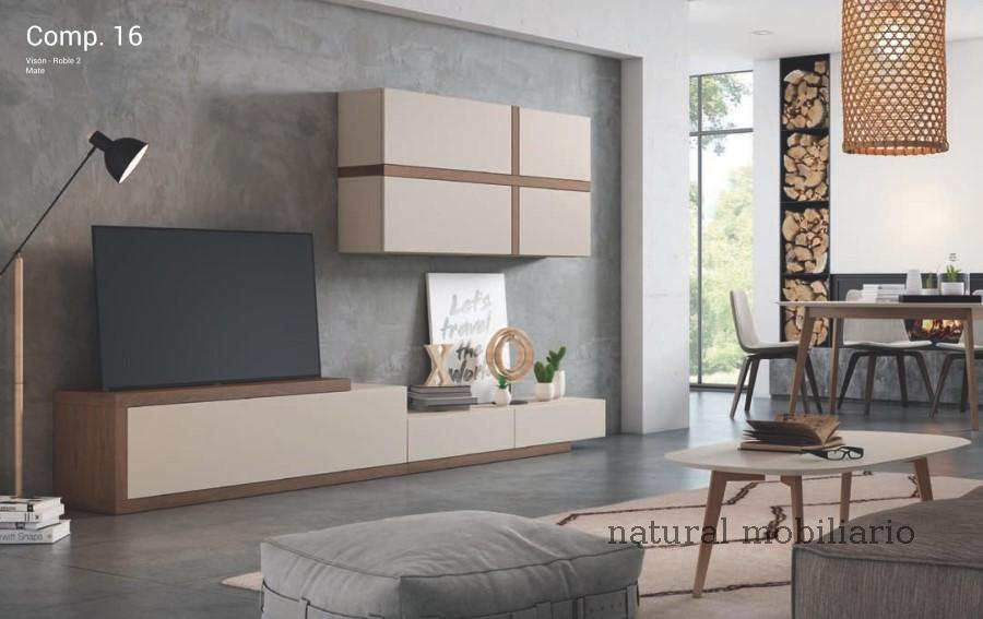 Muebles Modernos chapa natural/lacados  cubi ilusion room 1-232 - 175