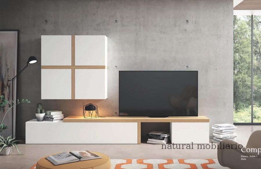 Muebles Modernos chapa natural/lacados  cubi ilusion room 1-232 - 168