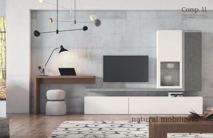 Muebles Modernos chapa natural/lacados  cubi ilusion room 1-232 - 170
