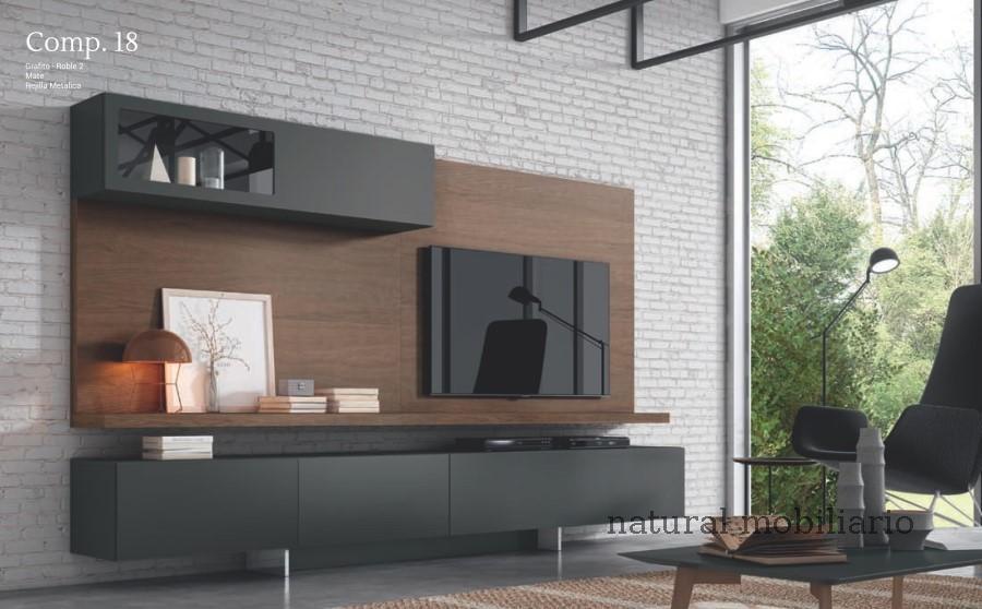 Muebles Modernos chapa natural/lacados  cubi ilusion room 1-232 - 177