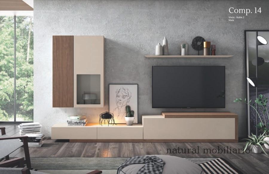 Muebles Modernos chapa natural/lacados  cubi ilusion room 1-232 - 173