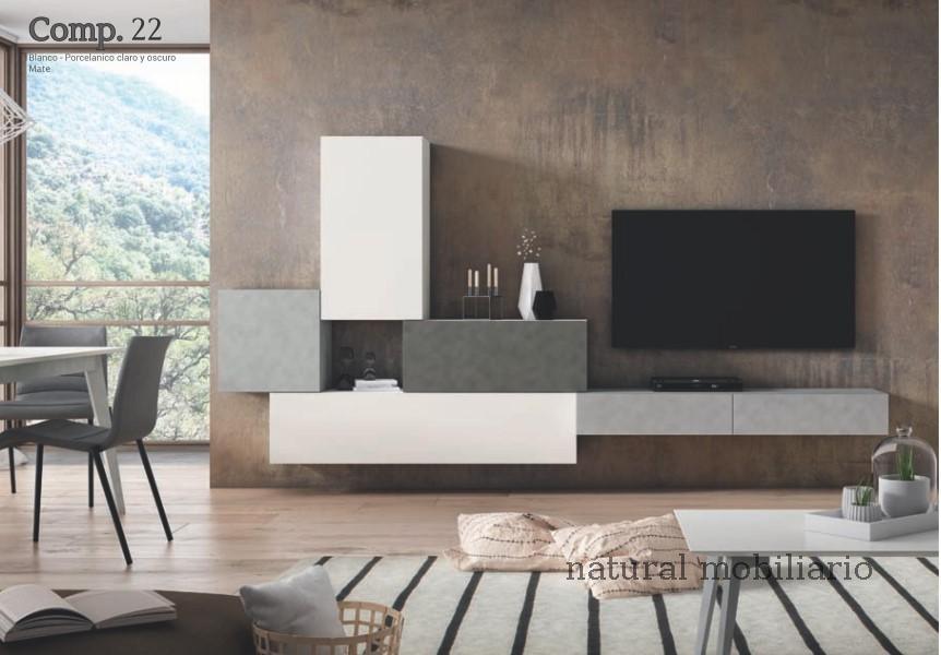 Muebles Modernos chapa natural/lacados  cubi ilusion room 1-232 - 181
