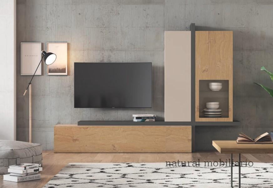 Muebles Modernos chapa natural/lacados  cubi ilusion room 1-232 - 165