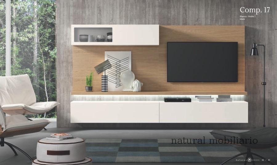 Muebles Modernos chapa natural/lacados  cubi ilusion room 1-232 - 176