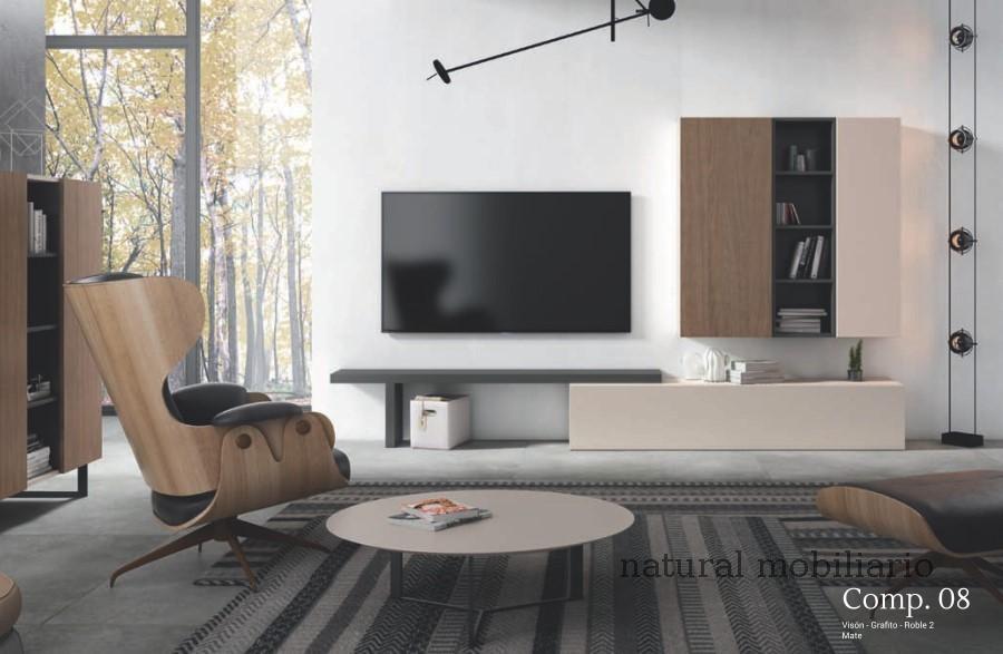 Muebles Modernos chapa natural/lacados  cubi ilusion room 1-232 - 167