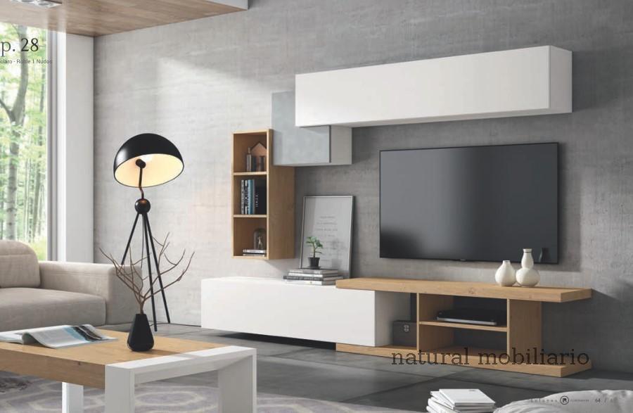 Muebles Modernos chapa natural/lacados  cubi ilusion room 1-232 - 187