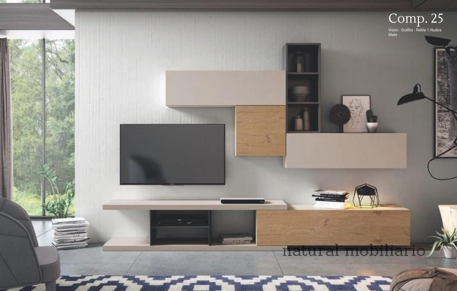 Muebles Modernos chapa natural/lacados  cubi ilusion room 1-232 - 184