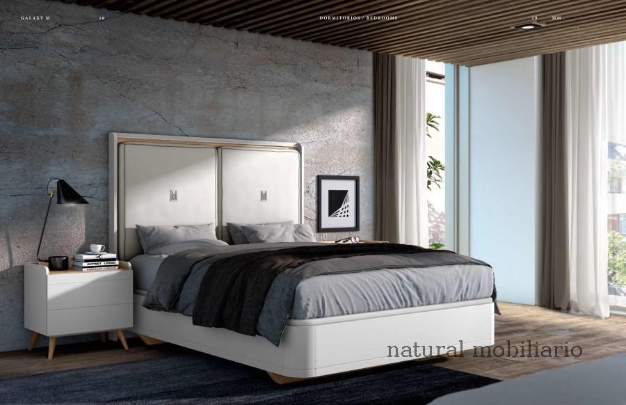 Muebles Contemporáneos dormitorio galaxi 2-93 - 415