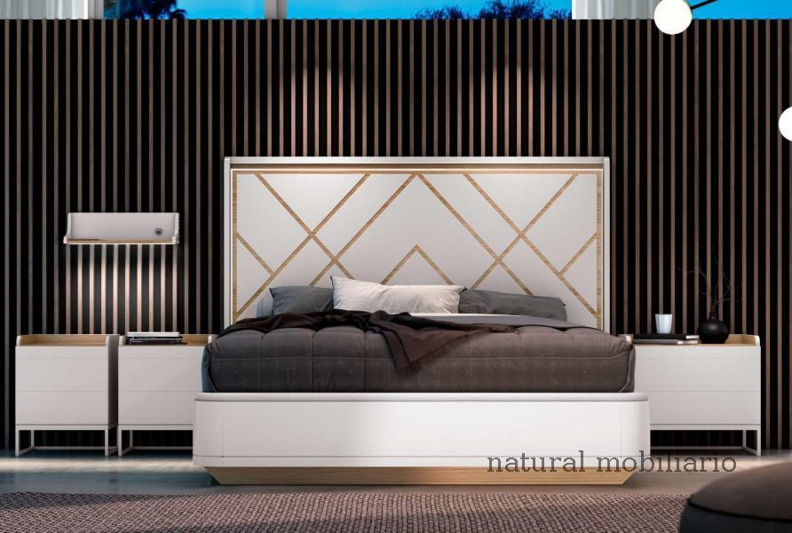 Muebles Contemporáneos dormitorio galaxi 2-93 - 416