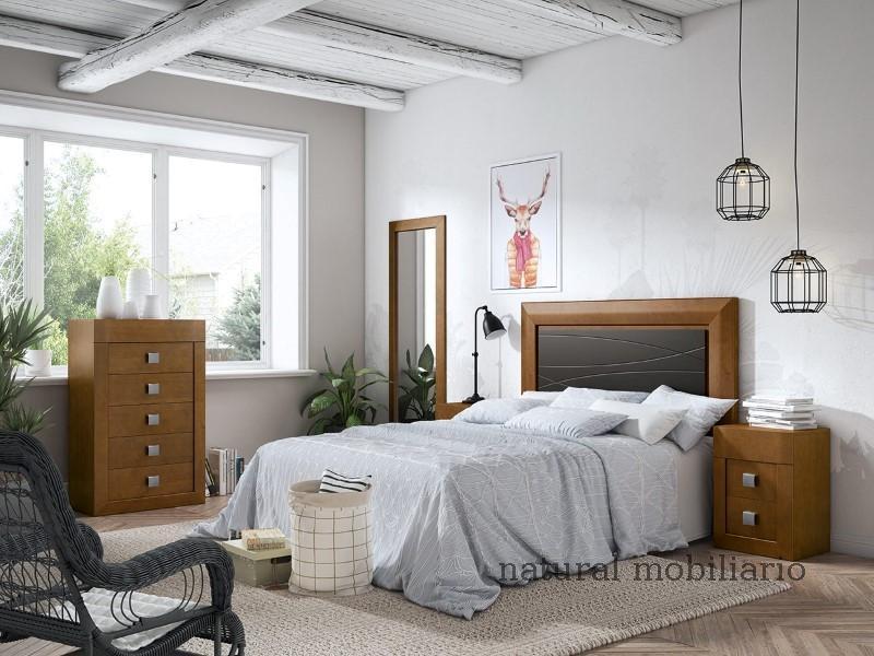 Muebles Rústicos/Coloniales dormitorio neva 1-89-555