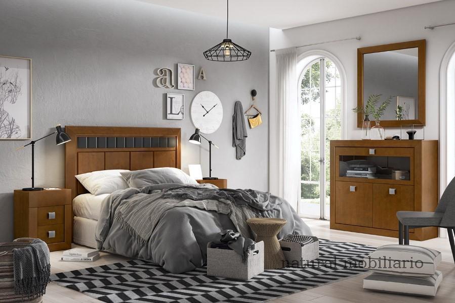 Muebles Rústicos/Coloniales dormitorio neva 1-89-558