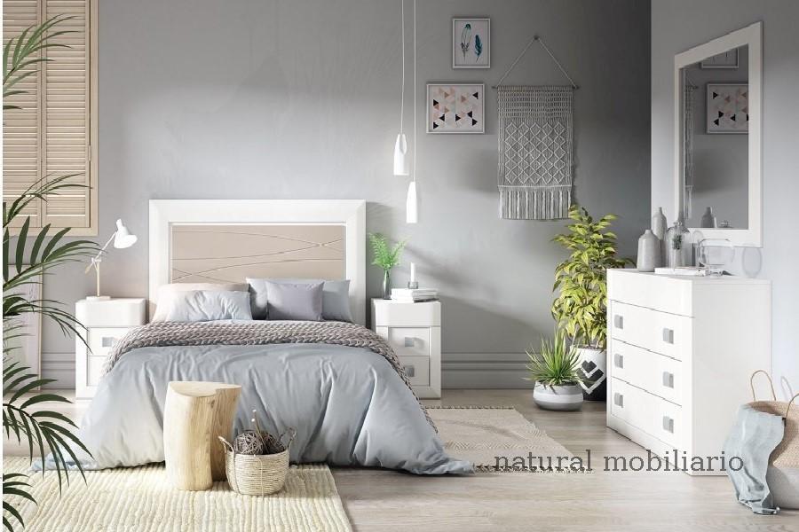 Muebles Rústicos/Coloniales dormitorio neva 1-89-552