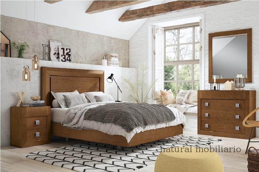 Muebles Rústicos/Coloniales dormitorio neva 1-89-550