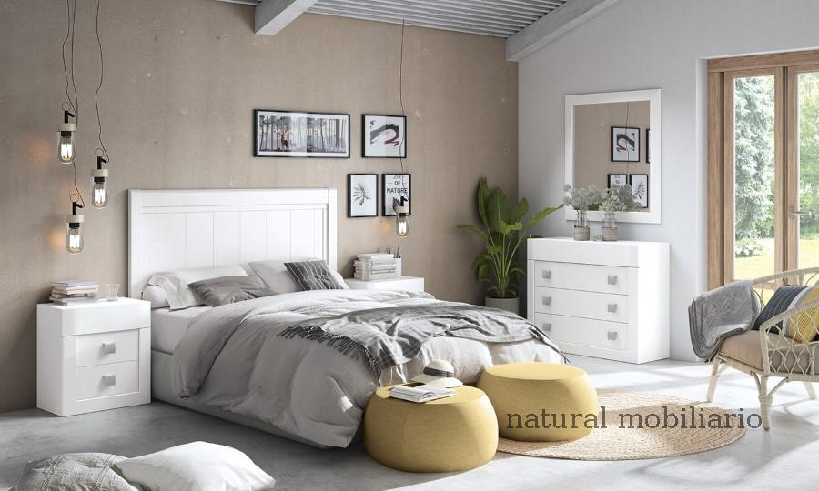 Muebles Rústicos/Coloniales dormitorio neva 1-89-562