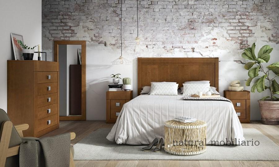 Muebles Rústicos/Coloniales dormitorio neva 1-89-563