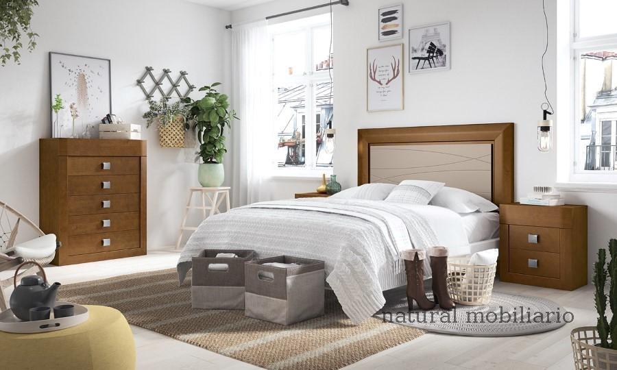 Muebles Rústicos/Coloniales dormitorio neva 1-89-553