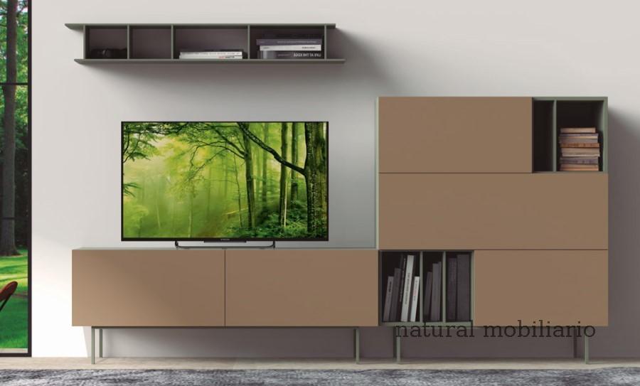 Muebles Modernos chapa natural/lacados apilable decorn 2-53-352