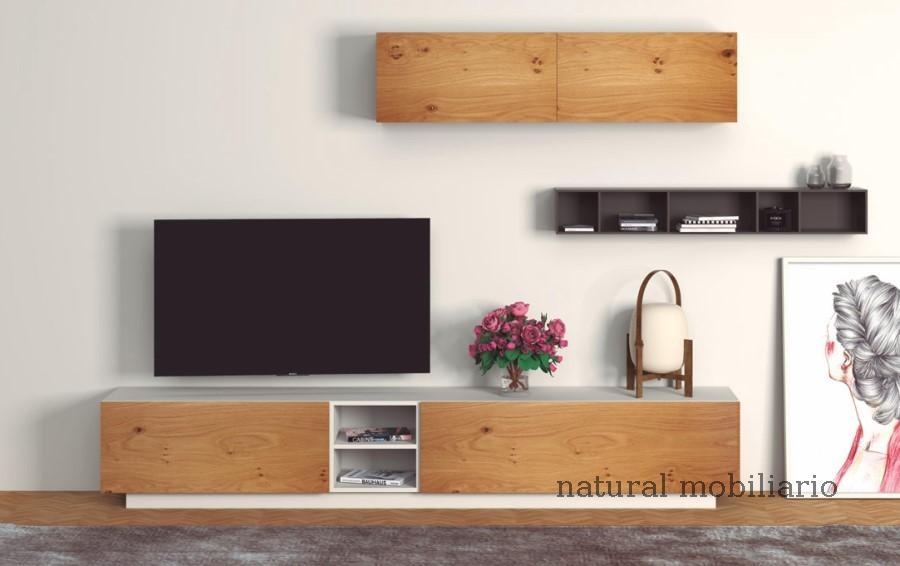Muebles Modernos chapa natural/lacados apilable decorn 2-53-351